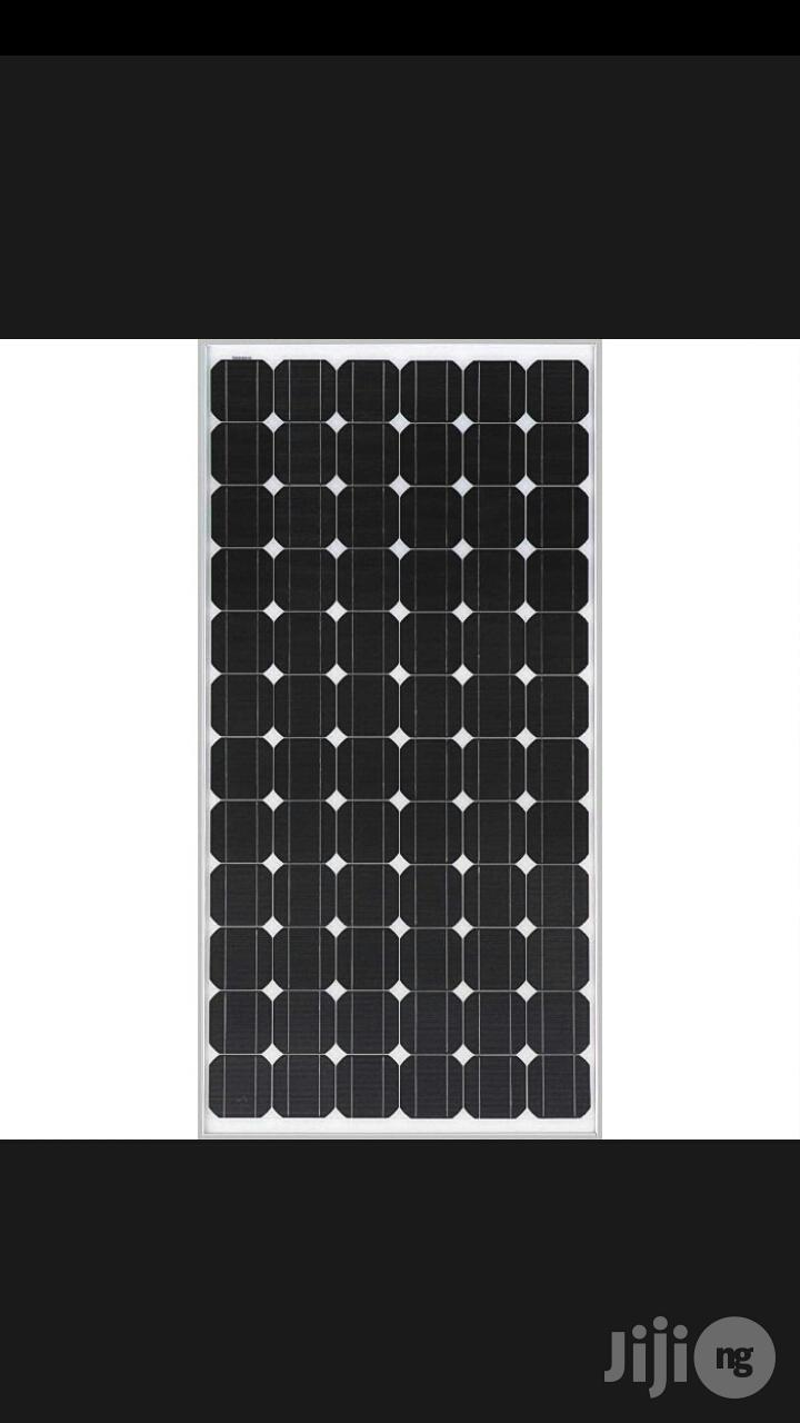 200 Watts Mono Solar Panel Image