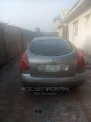 Nissan Primera 2006 2.0 Visia Gray | Cars for sale in Oyo State, Ido
