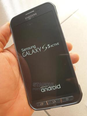 Samsung Galaxy S5 Active 16 GB Black | Mobile Phones for sale in Kano State, Fagge