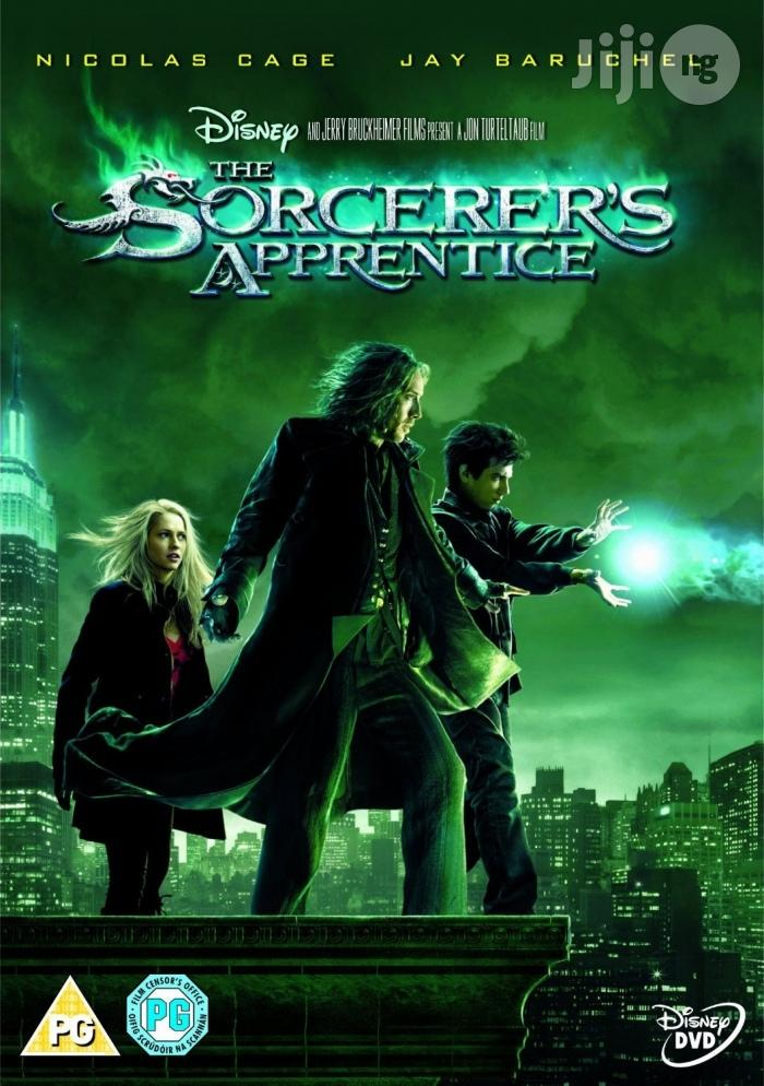 Archive: BRAND NEW The Sorcerer's Apprentice [Blu-ray][DVD][ORIGINAL]