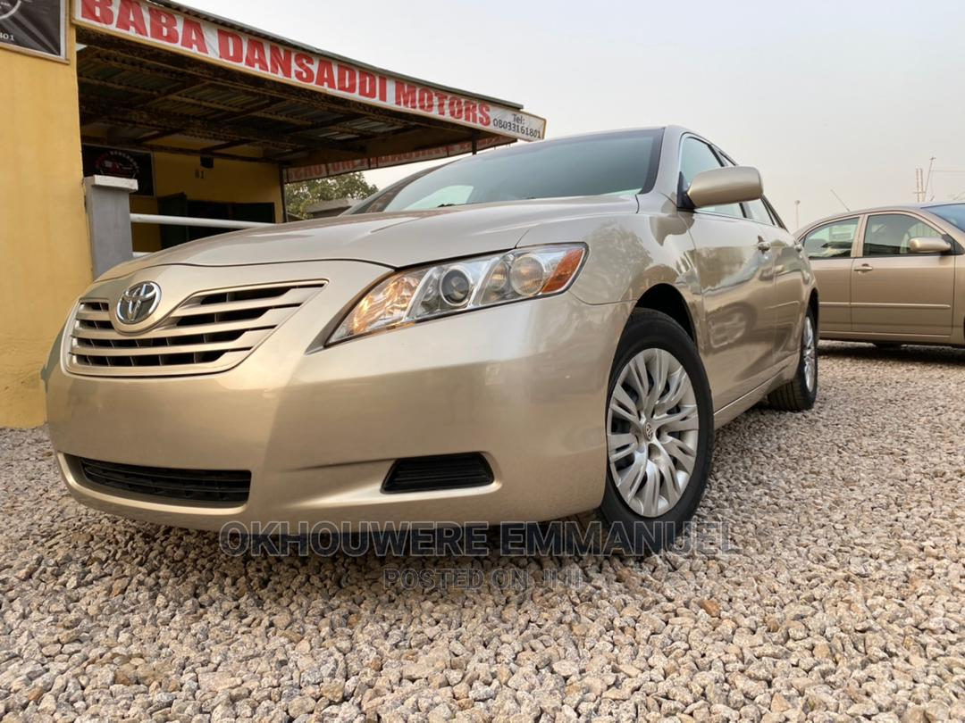 Toyota Camry 2008 2.4 LE Gold | Cars for sale in Zaria, Kaduna State, Nigeria