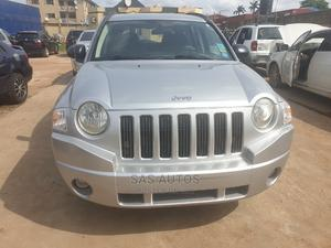 Jeep Compass 2008 2.4 Limited 4x4 Silver | Cars for sale in Lagos State, Egbe Idimu