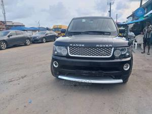Land Rover Range Rover Sport 2010 Black | Cars for sale in Lagos State, Ikeja
