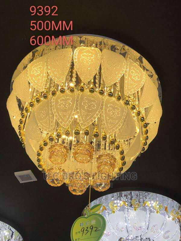 Archive: Quality Led Crystal Chandelier