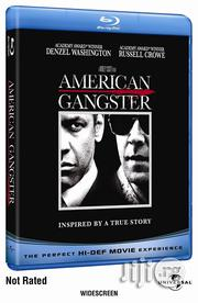 Brand New Bluray American Gangster [Original] | CDs & DVDs for sale in Lagos State