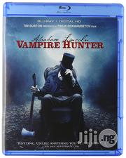 BRAND NEW Abraham Lincoln: Vampire Hunter Blu-ray [ORIGINAL] | CDs & DVDs for sale in Lagos State