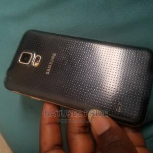 Samsung Galaxy S5 16 GB Black | Mobile Phones for sale in Lagos State, Ogba