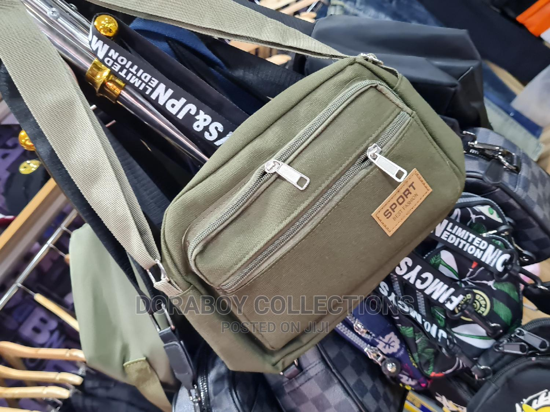 Archive: New Messenger Bag Unisex