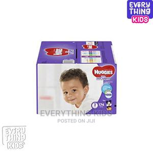 Huggies Little Movers Baby Diaper – Size 3   Baby & Child Care for sale in Lagos State, Ikoyi