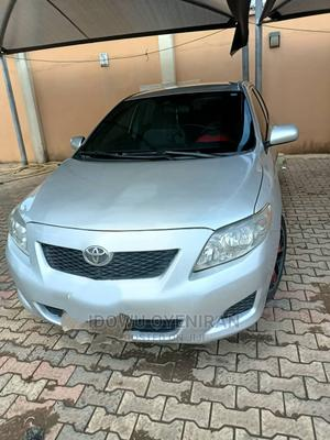Toyota Corolla 2009 1.8 Exclusive Automatic Silver | Cars for sale in Oyo State, Oluyole