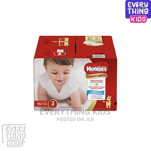 Huggies Little Snugglers Baby Diaper – Size 3   Baby & Child Care for sale in Lagos State, Ikoyi