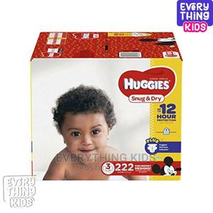 Huggies Snug and Dry Diaper – Size 3   Baby & Child Care for sale in Lagos State, Ikoyi