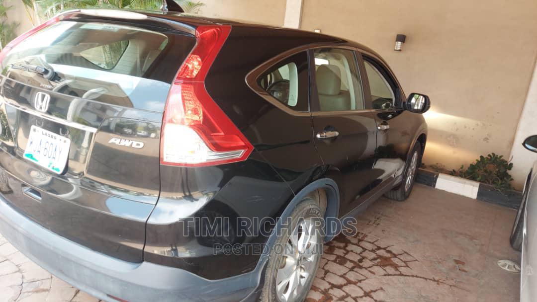 Archive: Honda CR-V 2012 Black