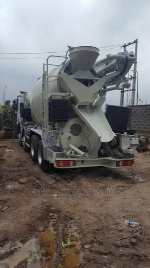 3241 Actros Concrete Mixer for Sale   Heavy Equipment for sale in Lagos State, Ibeju