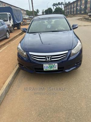 Honda Accord 2009 2.0 I-Vtec Automatic Blue | Cars for sale in Lagos State, Ikeja