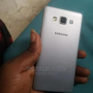 Samsung Galaxy A5 16 GB Gray   Mobile Phones for sale in Lagos State, Ogba
