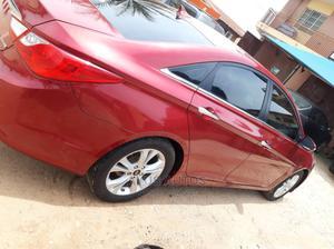 Hyundai Sonata 2012 Red   Cars for sale in Ogun State, Sagamu