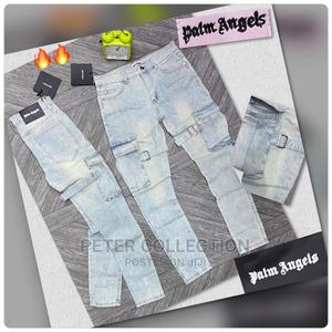Classic Jeans Combat Trouser   Clothing for sale in Lagos State, Lagos Island (Eko)