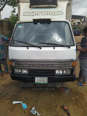 Toyota Dyna 2000 White | Trucks & Trailers for sale in Lagos State, Ikeja