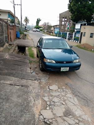 Toyota Corolla 1999 Automatic Blue | Cars for sale in Oyo State, Ibadan