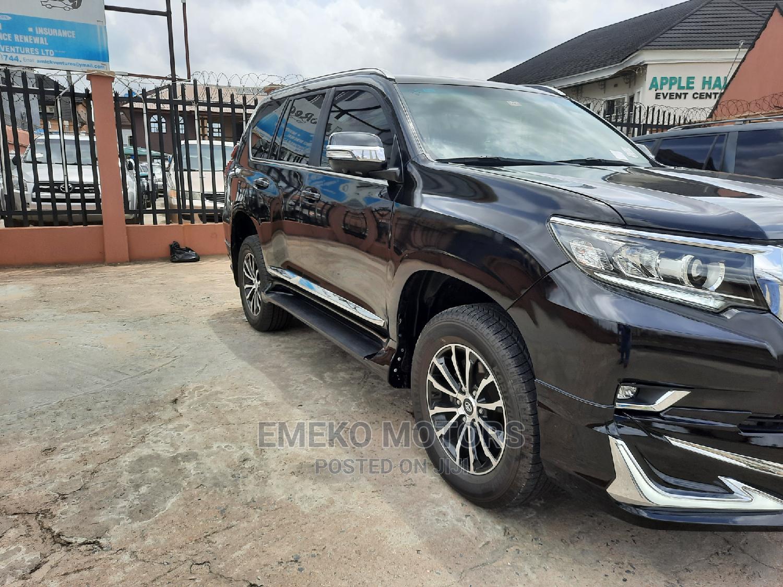 Toyota Land Cruiser Prado 2013 VX Black | Cars for sale in Amuwo-Odofin, Lagos State, Nigeria