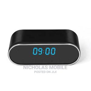 HD Wifi Spy Clock Camera | Security & Surveillance for sale in Lagos State, Ikoyi