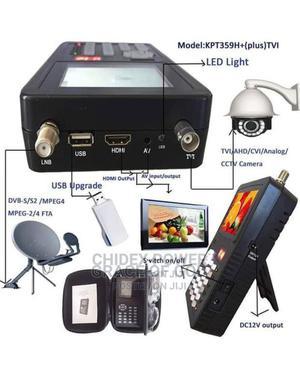 Digital Satellite Finder + Meter ₦   Security & Surveillance for sale in Lagos State, Ikeja