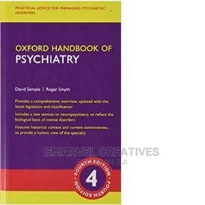 Oxford Handbook of Psychiatry 4th Edition Paper Cover   Books & Games for sale in Lagos State, Surulere