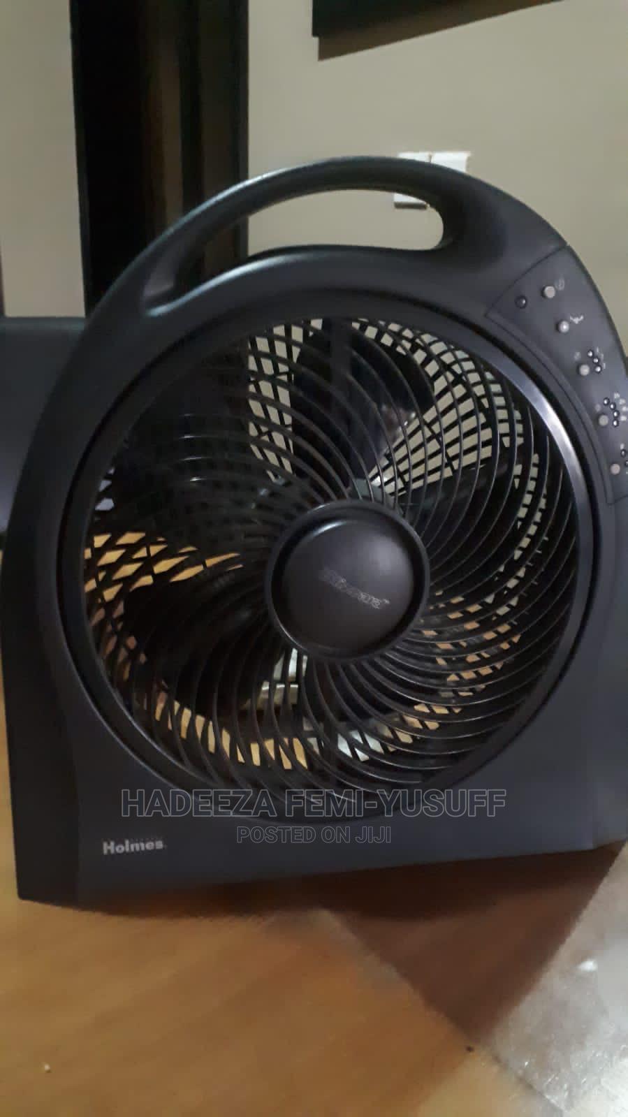 Holmes Oscillating Fan
