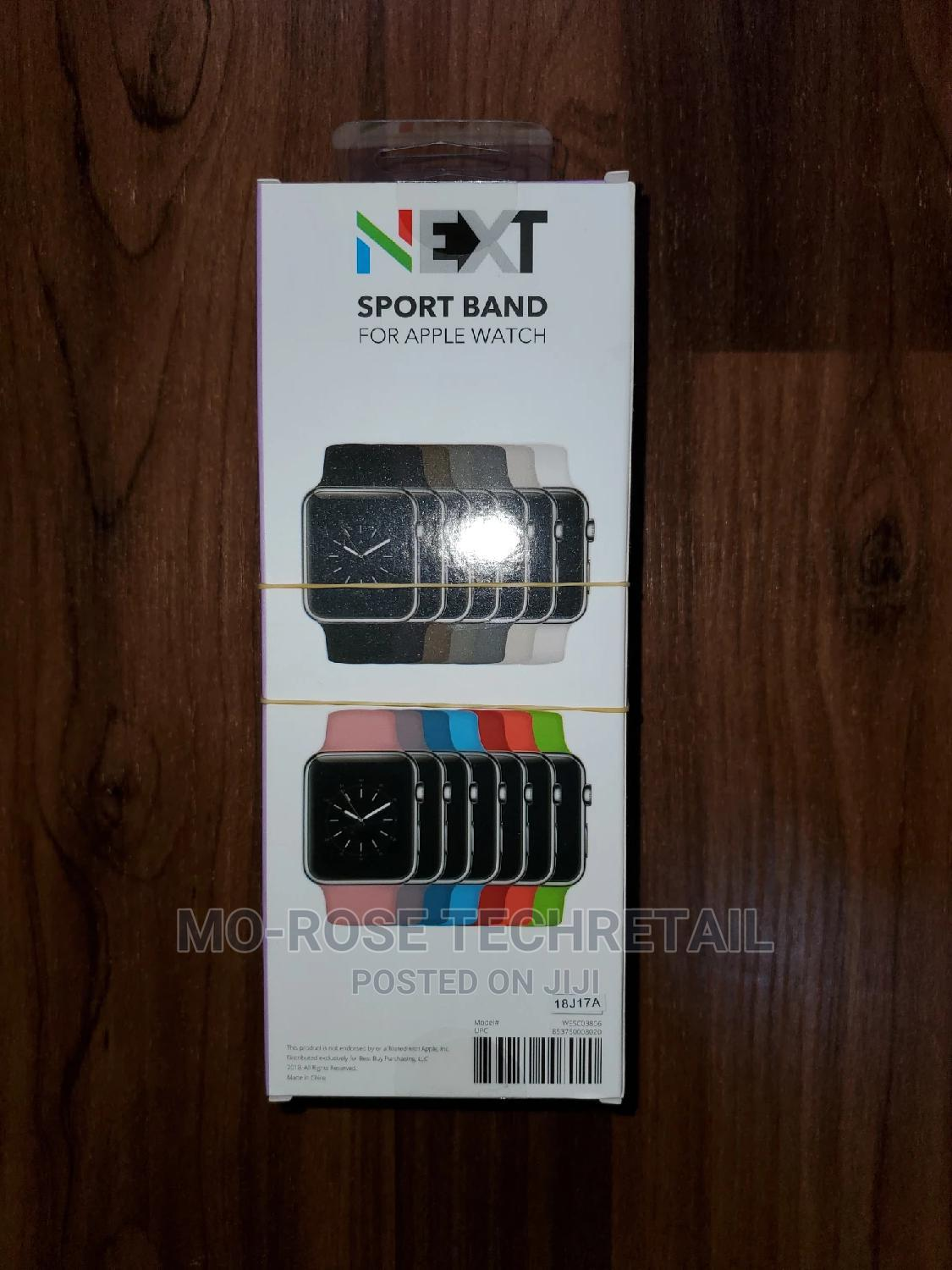 Apple Watch Band By Next- 38mm (BAND ONLY, NOT WATCH,PLEASE) | Smart Watches & Trackers for sale in Ilorin South, Kwara State, Nigeria