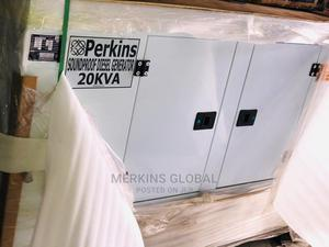 20kva PERKINS Soundproof Generator With Super Quality | Electrical Equipment for sale in Lagos State, Amuwo-Odofin