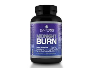 Body Fuse Midnight Burn Loss Weight While Sleep 60 Capsules | Vitamins & Supplements for sale in Lagos State, Amuwo-Odofin