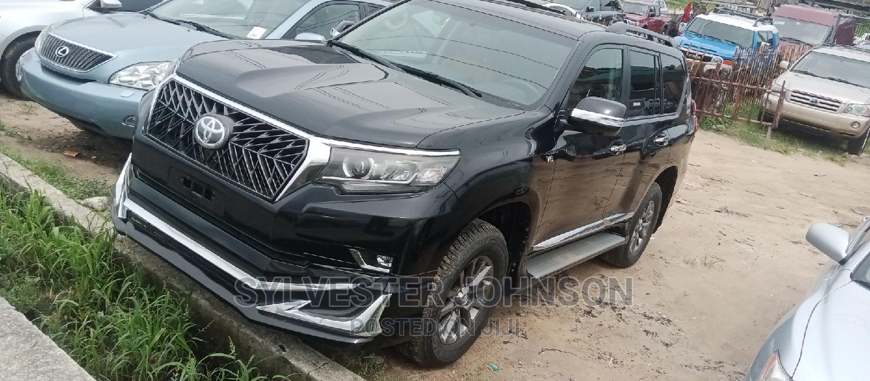 Toyota Land Cruiser Prado 2019 VXR Black