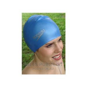 Speedo Quality Swim Cap / Swimming Cap.   Sports Equipment for sale in Lagos State, Surulere