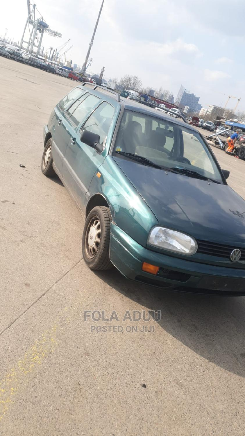 Volkswagen Golf 2000 Variant Green | Cars for sale in Akure, Ondo State, Nigeria