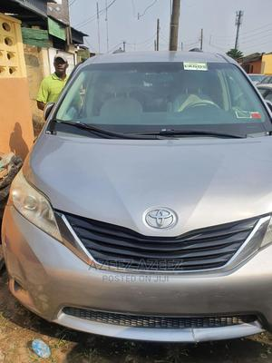 Toyota Sienna 2011 7 Passenger Silver   Cars for sale in Lagos State, Yaba