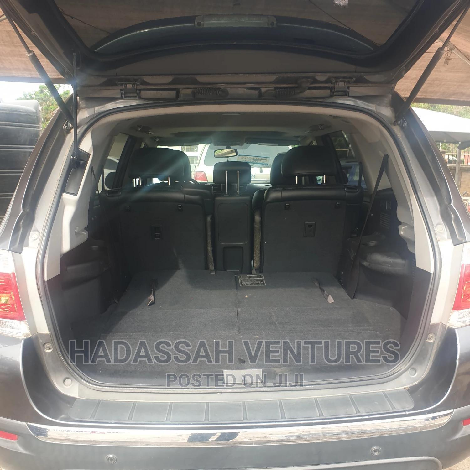 Toyota Highlander 2012 Limited Gray   Cars for sale in Amuwo-Odofin, Lagos State, Nigeria