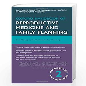 Oxford Handbook Of Reproductive Medicine Family Planning   Books & Games for sale in Lagos State, Surulere