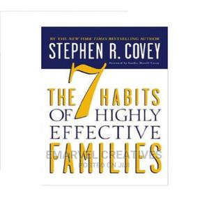 The 7 Habits of Highly Effective Families | Books & Games for sale in Lagos State, Surulere
