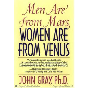 Men Are From Mars, Women From Venus   Books & Games for sale in Lagos State, Surulere