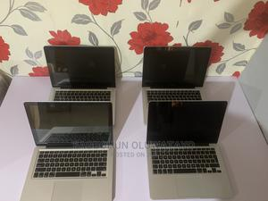 Laptop Apple MacBook 2012 4GB Intel Core I5 HDD 500GB | Laptops & Computers for sale in Lagos State, Ikorodu