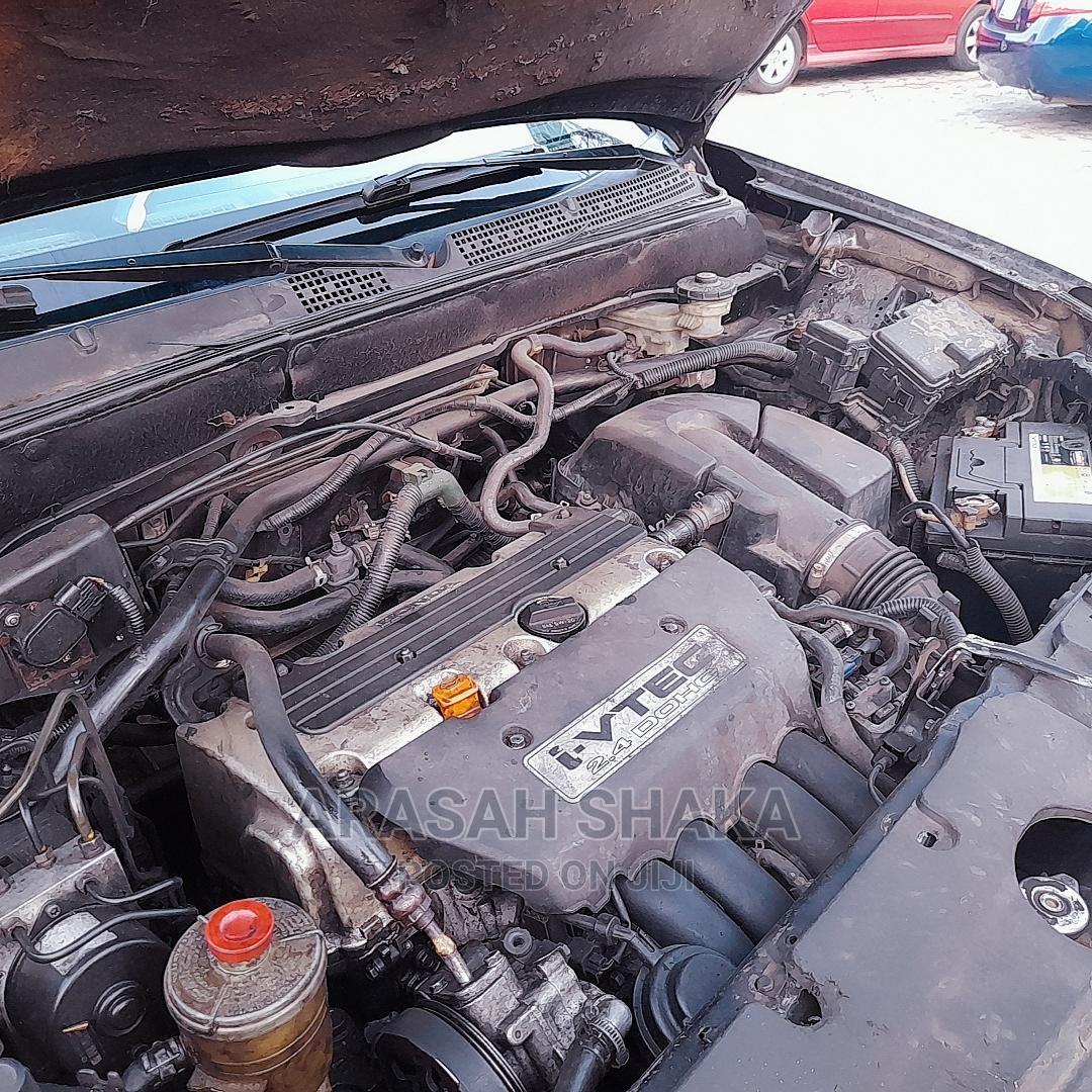 Archive: Honda CR-V 2006 Black