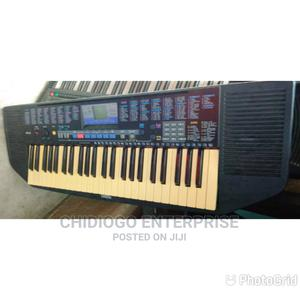 Used Yamaha Keyboard   Musical Instruments & Gear for sale in Lagos State, Ojo