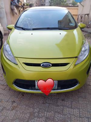Ford Fiesta 2012 SE Hatchback Yellow   Cars for sale in Abuja (FCT) State, Jabi