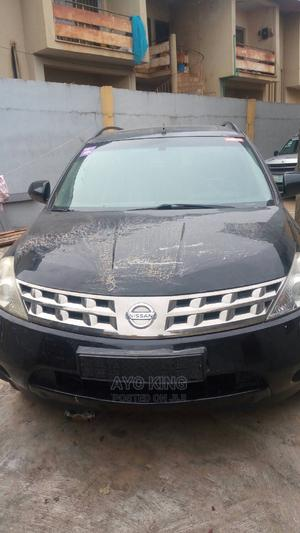 Nissan Murano 2006 Black | Cars for sale in Osun State, Ilesa
