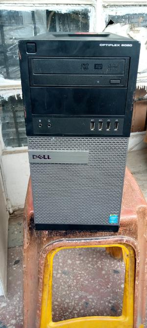Desktop Computer Dell OptiPlex 7070 8GB Intel Core I7 HDD 500GB | Laptops & Computers for sale in Lagos State, Ikeja