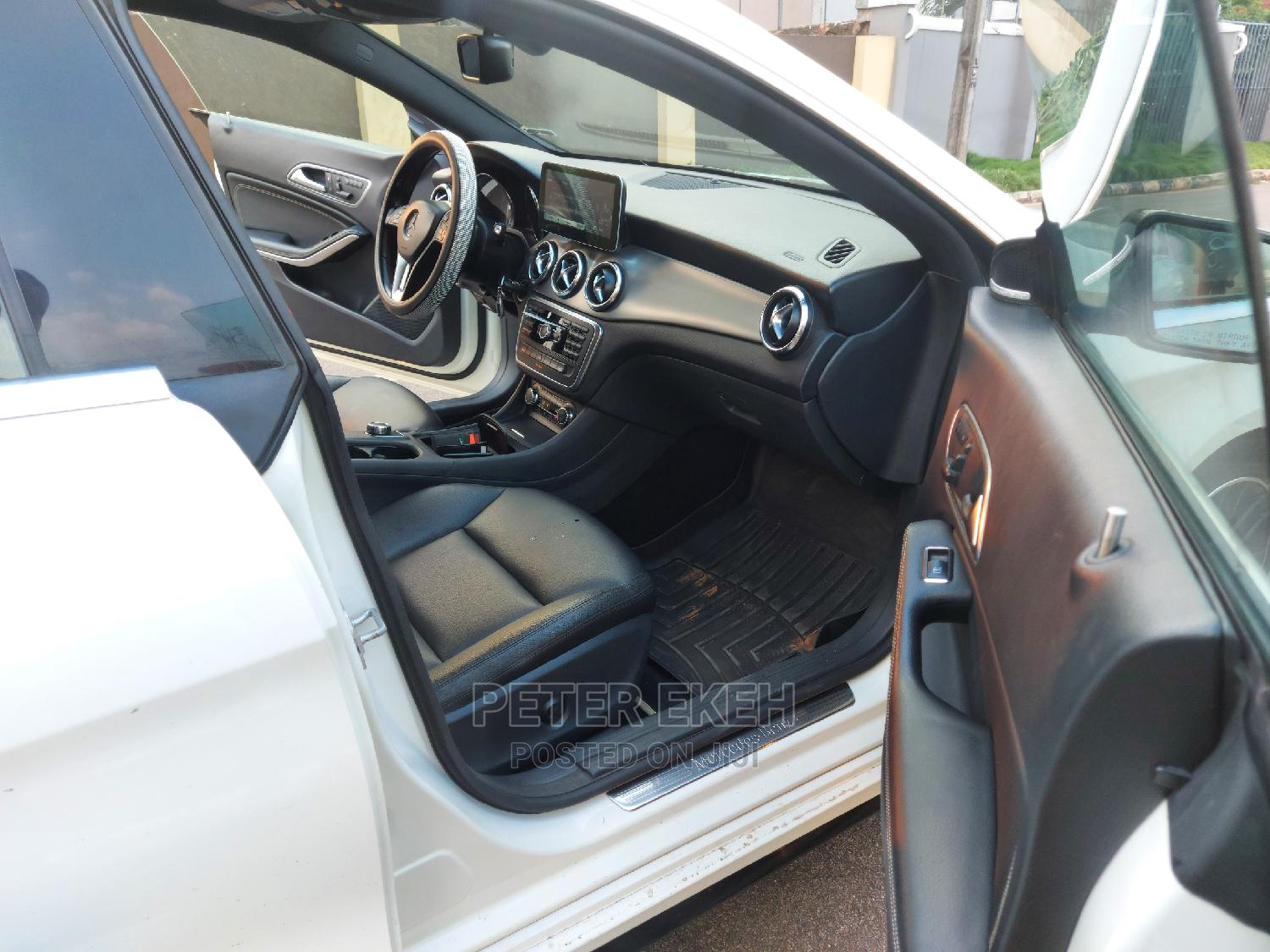 Mercedes-Benz CLA-Class 2014 White | Cars for sale in Oshimili South, Delta State, Nigeria