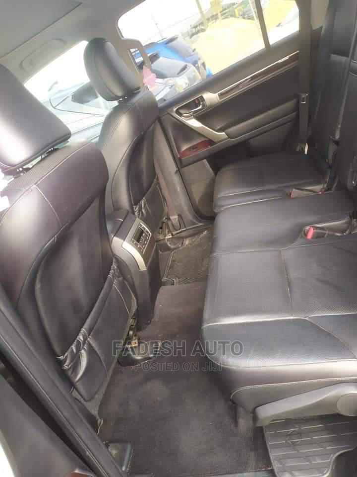 Lexus GX 2015 460 Base Black | Cars for sale in Ikeja, Lagos State, Nigeria