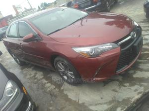 Toyota Camry 2017 Red | Cars for sale in Lagos State, Ikeja