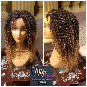Deep Wave Amd Curly Hair for Sale   Hair Beauty for sale in Edo State, Ikpoba-Okha